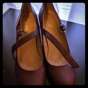 NWOT Naturalizer Mary Jan Heels